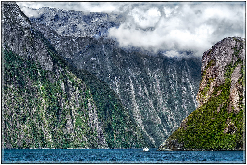 Fiords of Milford Sound, South Island