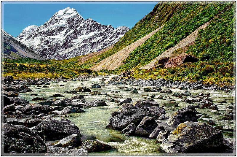 Glacial Runoff