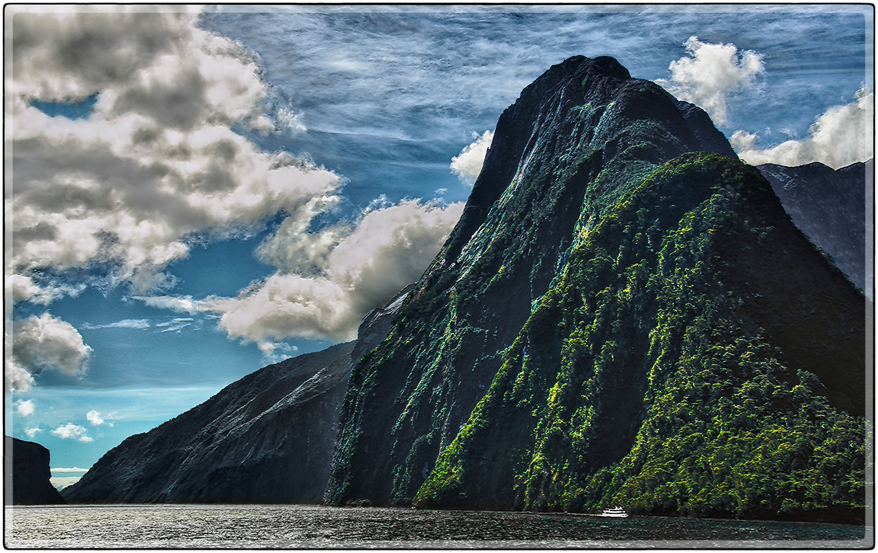 The Return, Milford Sound