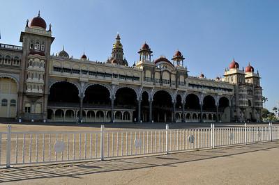 Palace at Mysore