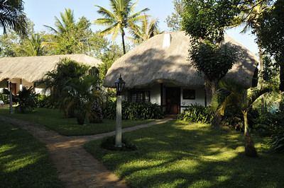 Cottages at the resort