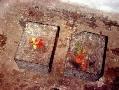 rama footprints SHANKAR
