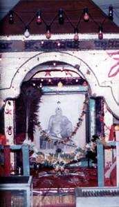 citmans throne of NITYANANDA SHANKAR