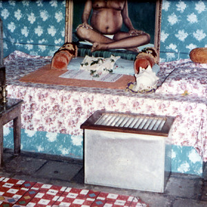 offering to nityananda SHANKAR