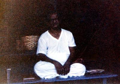 guru matkar outside SHANKAR