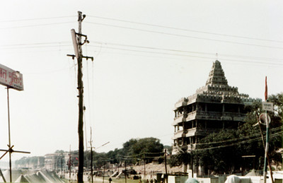 allahabad side temple SHANKAR