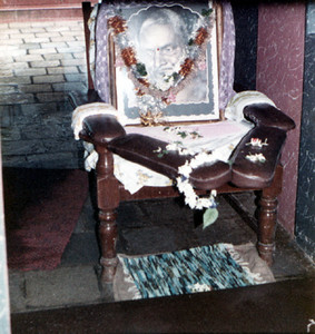 2 throne of nityananda SHANKAR