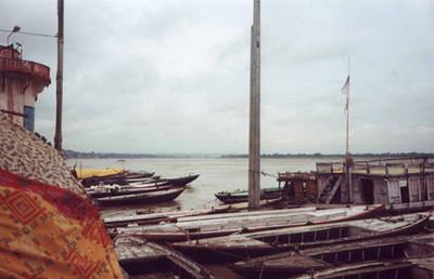 ghat boats ready SHANKAR