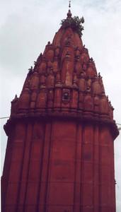 red temple SHANKAR