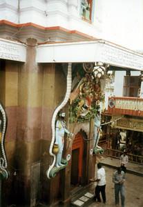 temple entry lucknow SHANKAR