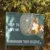 Entrance to Bandhavgarh National Park