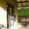 Kanha Lodge  - cabin where I stayed