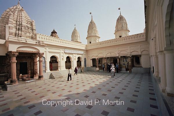 A Jain temple.