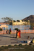 The Jal Mahal.