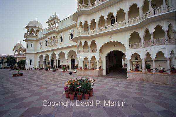 Nahargarh Hotel, Ranthambhore