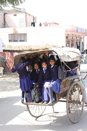 Schoolbus.