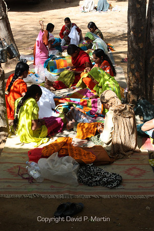 Dastkar, in Ranthambhore, a women's self-help initiative for crafts since 1989.