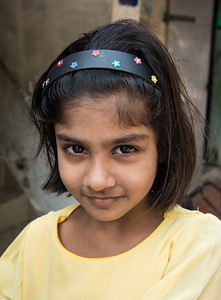 GIRL IN DELHI