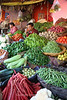 At the market in Jaipur.