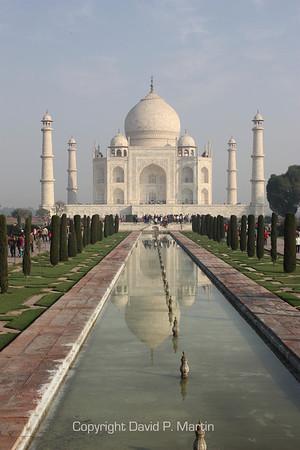 Classic Taj.