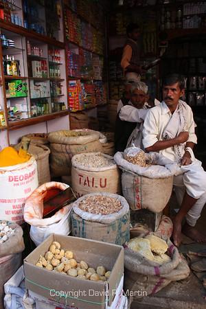 Shop in Jaipur.
