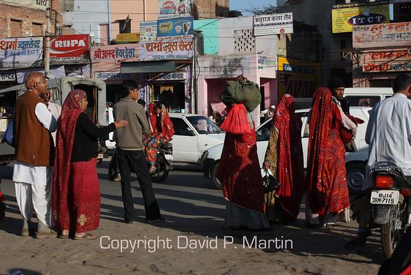 Colors in Jaipur.