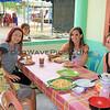 2353_05-27-15_Lucinda_Krystal_Colie_Lyndall.JPG<br /> Colie & Krystal's last breakfast before heading off to see the orangutans in Sumatra