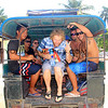 2412_05-29-15_Justin_Mike_Logan_Filipe.JPG<br /> Back in the school bus on our way to the beautiful Mo'ale Beach