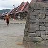 1341_05-24-15_King's Village Stone Jumper.JPG<br /> The traditional 'stone jumpers' in the King's Village