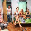 1533-1932_05-25-15_Bridal shower.JPG<br /> Jan, Justin, Colie, Lauren and Krystal watching Lyndall model her new lingerie
