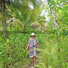 2018-03-11_Pulau Asu_1153_Jungle trail_Diane.JPG<br /> <br /> Adventurer or crazy lady - you decide