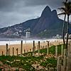 IPANEMA BEACH RIO DE JANEIRO :