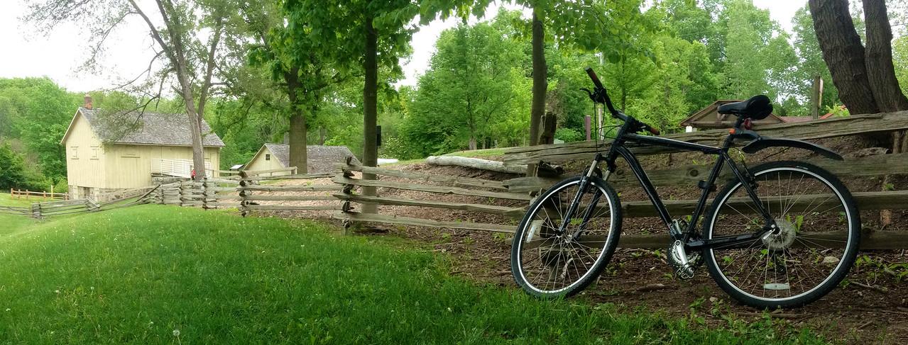 Parker Mill Park, Ann Arbor, Mich.