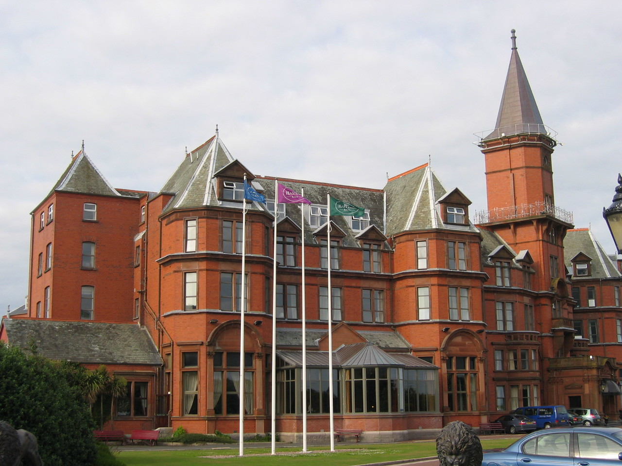 Hastings-Slieve Donard Hotel, Newcastle, County Down