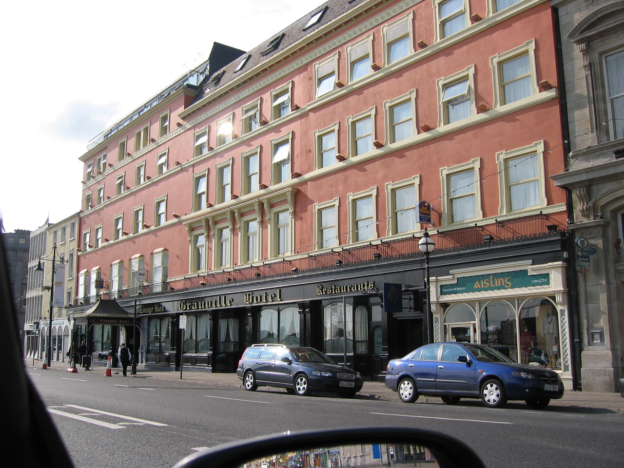 Granville Hotel, Waterford, County Waterford
