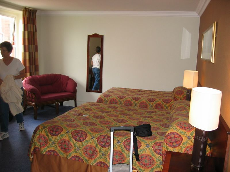 Room in Hastings-Slieve Donard Hotel