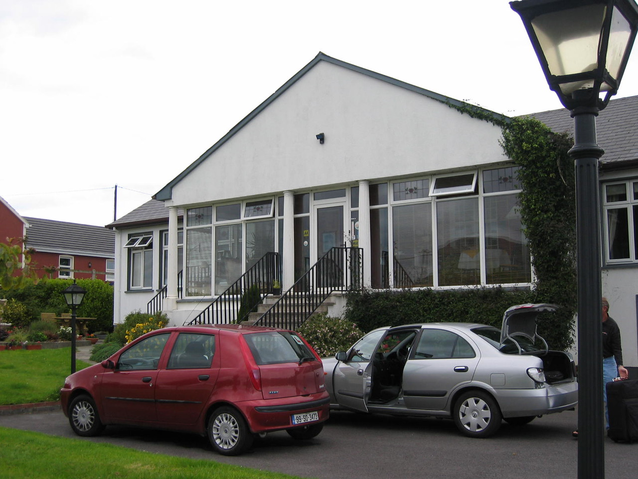 Rowanville Lodge, Grange, County Sligo