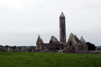 As with most dates from this period, the year in which the monastery was founded is somewhat uncertain, but apparently the early 7th century is deemed the most likely.