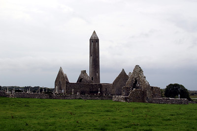 This site was of such importance in medieval times that it became the centre of a new diocese, or Bishop's seat, the Diocese of Kilmacduagh, in the 12th century.