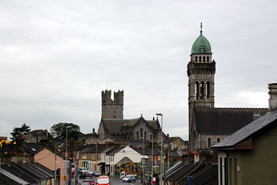 """passing through Killarney  - the beginning of """"The Ring of Kerry"""""""