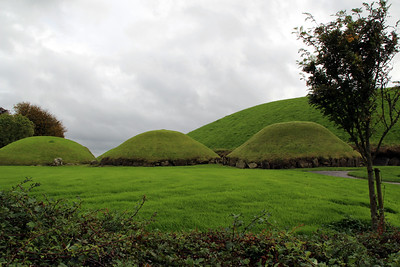 Knowth is a Neolithic passage grave and an ancient monument of the World Heritage Site of Brú na Bóinne  in the valley of the River Boyne