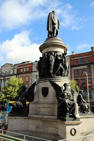 Daniel O'Connell; 6 August 1775 – 15 May 1847), often referred to as The Liberator or The Emancipator, was an Irish political leader in the first half of the 19th century. He campaigned for Catholic emancipation and repeal of the Act of Union which combined Great Britain and Ireland.