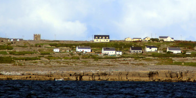 Inisheer (Inis Oirr) - the smallest of the three Aran Islands