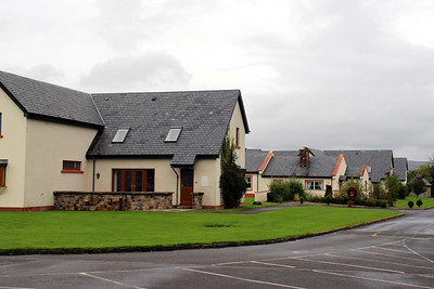 East Clare Golf Village - our timeshare home for the first week