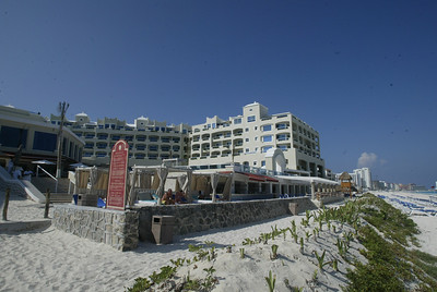 TRAVEL COSTA MAYA  Balamku resort in the Costa Maya region of the Yucatan's Caribbean coast.  Spud Hilton / The Chronicle