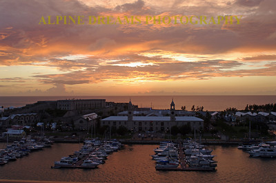 I call this MARINA at TWILIGHT!!    Kings Warf has some beautiful spots and this is one of them.