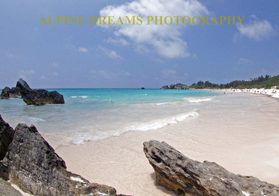 If this Beach scene in bermuda doesn't lure you here nothing will. This was a Crowded Saturday!