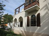 """Ottoman balcony and arches, part of what is now called """"Israeli National Style"""""""