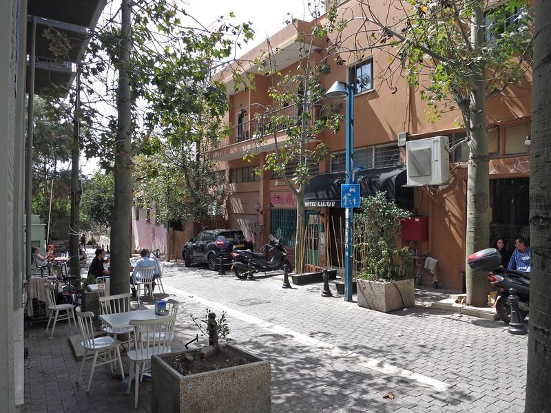 Hotel Galileo, Hillel ha-Zaken St 8