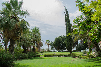 Mount of the Beatitudes 28/09/2014   --- Foto: Jonny Isaksen